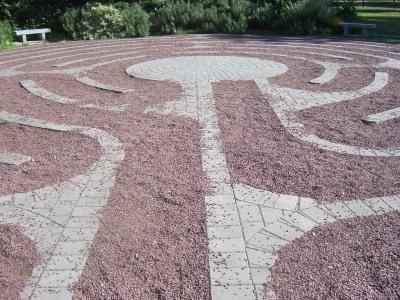 Peace Labyrinth at Sayville, NY
