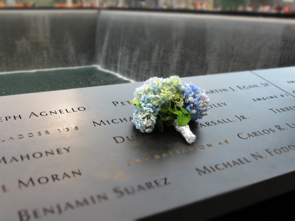 Lessons Learned From A 9/11 Survivor (1/6)
