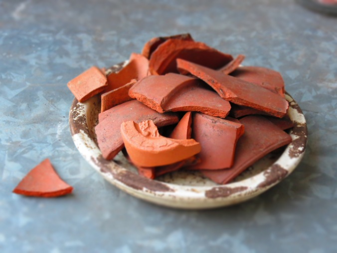 Terracotta Shards