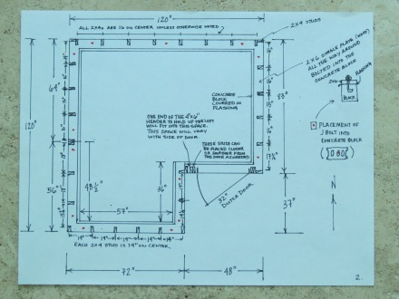 Shed Plans Material Lists