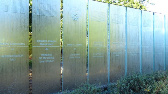 Suffolk County 9/11 Memorial