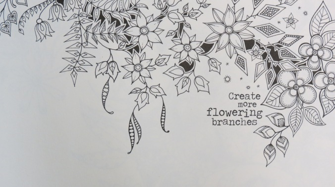 86 Secret Garden Coloring Book Leaves Free Pages Of
