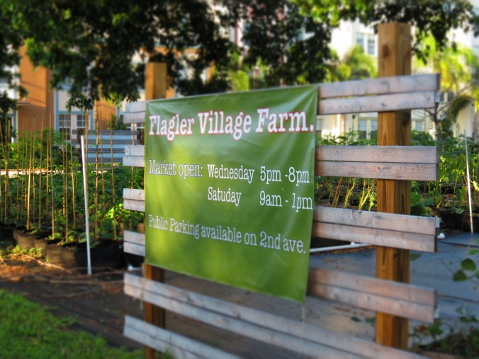 Flagler Village Farm